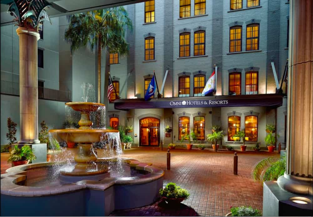 Family and pet friendly hotel in New Orleans
