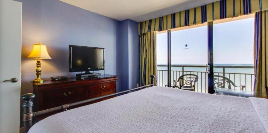 Beach front Dog-friendly hotel Myrtle Beach