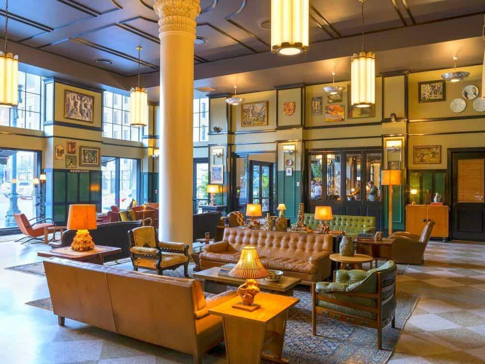 Dog friendly boutique hotel in New Orleans