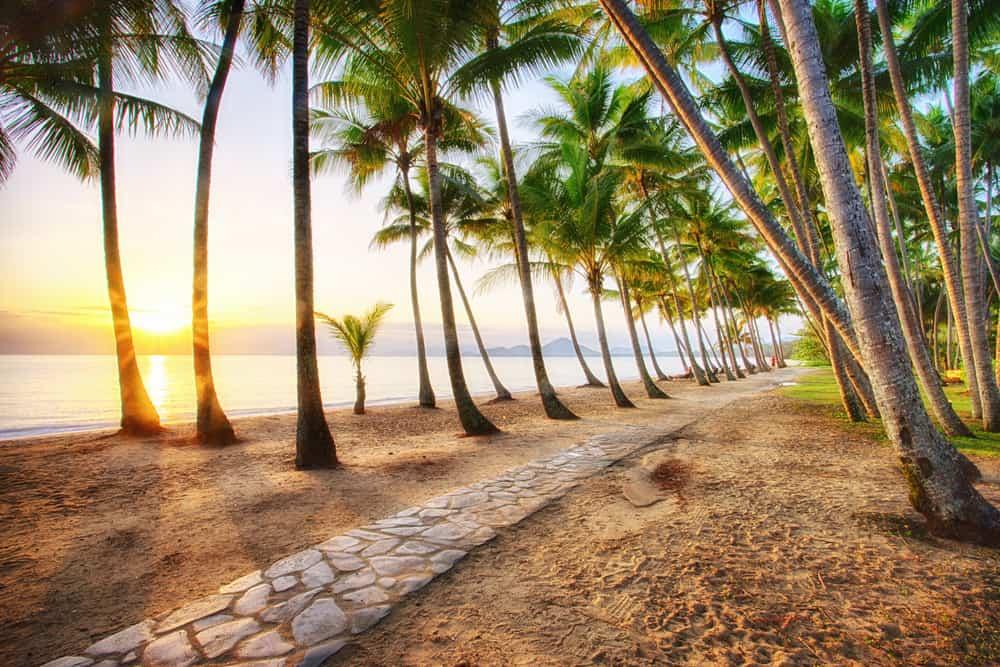 Visiting Cairns, Queensland - a travel blog