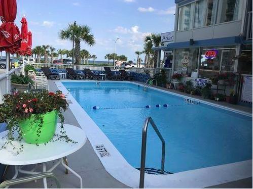 Budget pet-welcoming hotel in Myrtle Beach