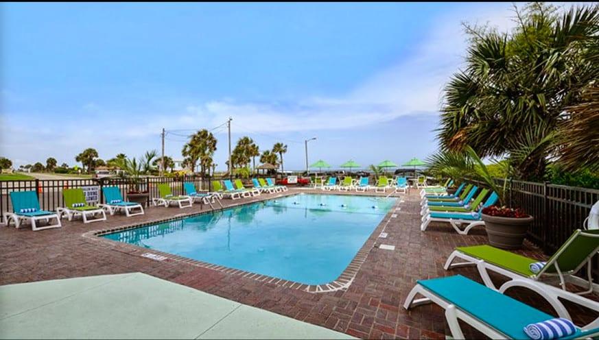 An oceanfront hotel pet friendly hotel Myrtle Beach