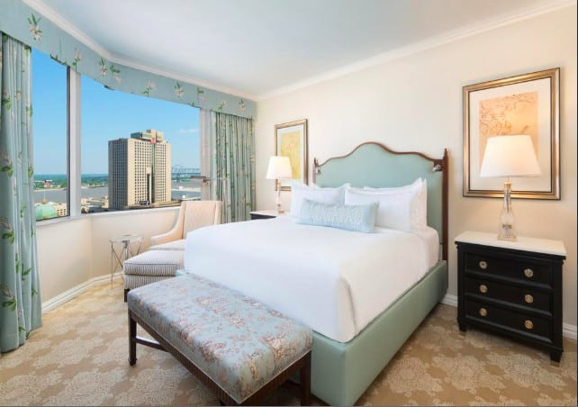 Upscale pet friendly hotel in New Orleans