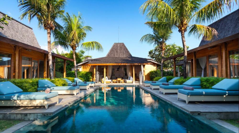 Christmas escapes - private villa hire in Bali