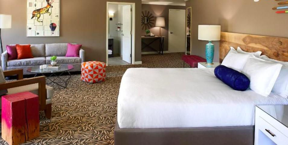 Dog-welcoming spa resort in Sedona