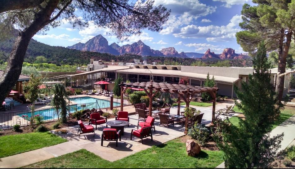 The best dog friendly hotel in Sedona