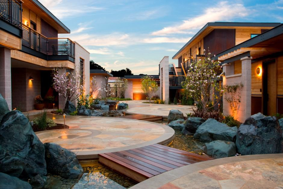 Pet-friendly hotel and spa Napa Valley