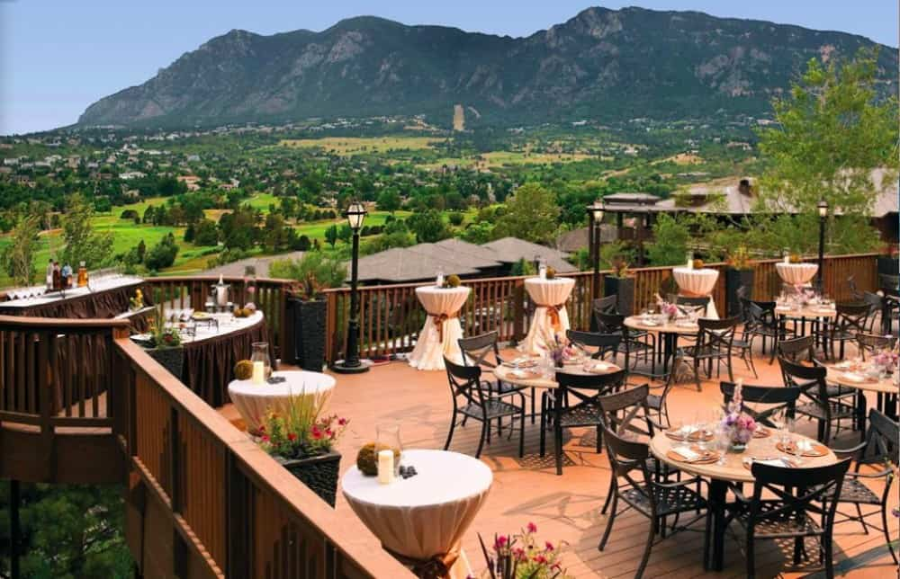 Cheyenne Mountain Resort Colorado Springs - pet friendly