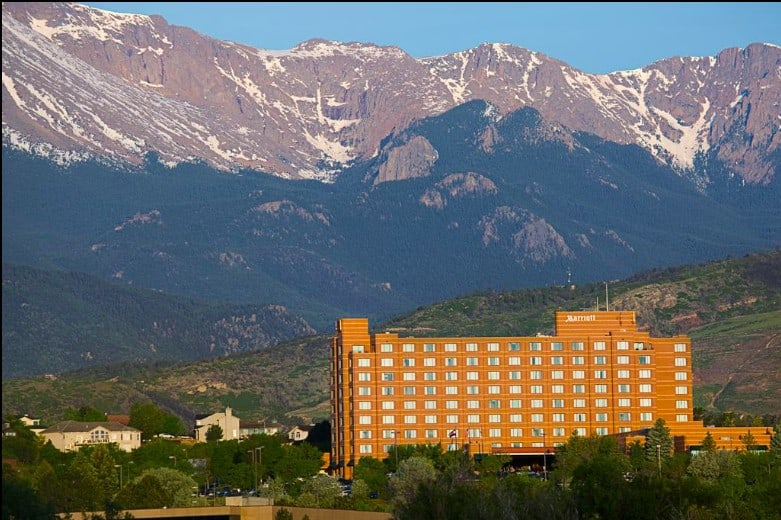modern pet-friendly hotel in Colorado Springs