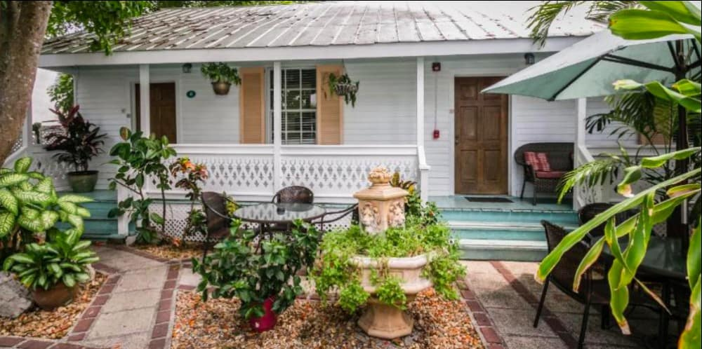 Pet friendly bed and breakfast Key West