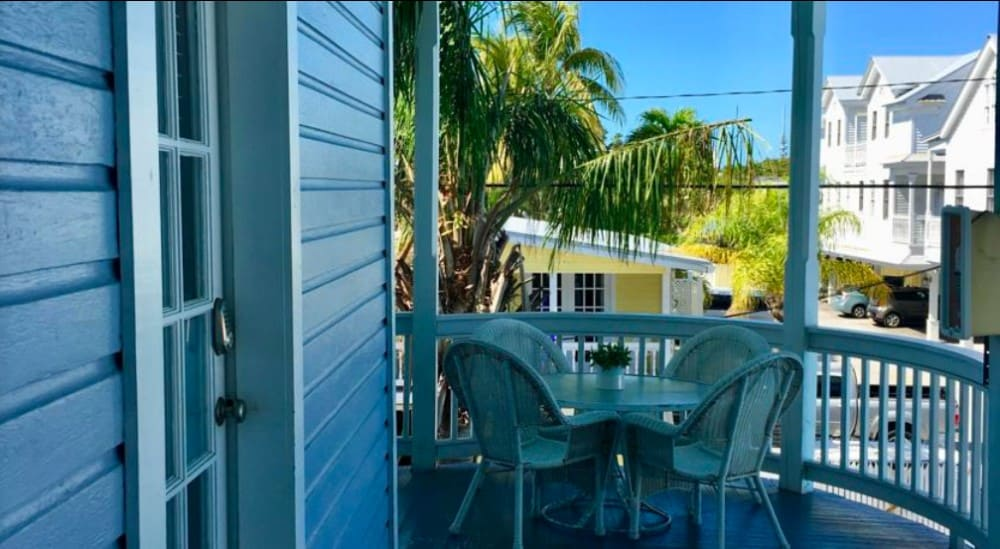 Pet-friendly guest house Key West