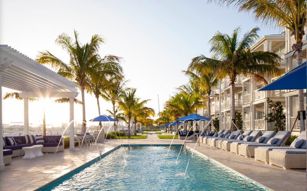 A beautiful pet-friendly hotel Key West