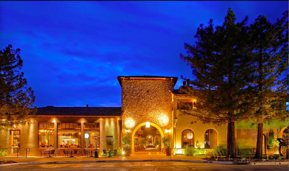Chic pet-friendly hotel Napa Valley