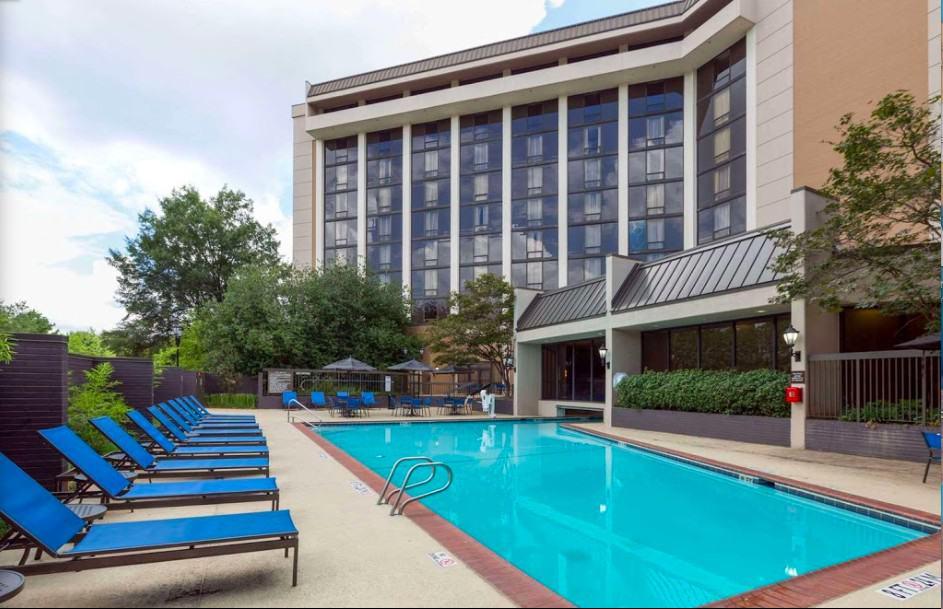 New pet friendly hotel in Atlanta