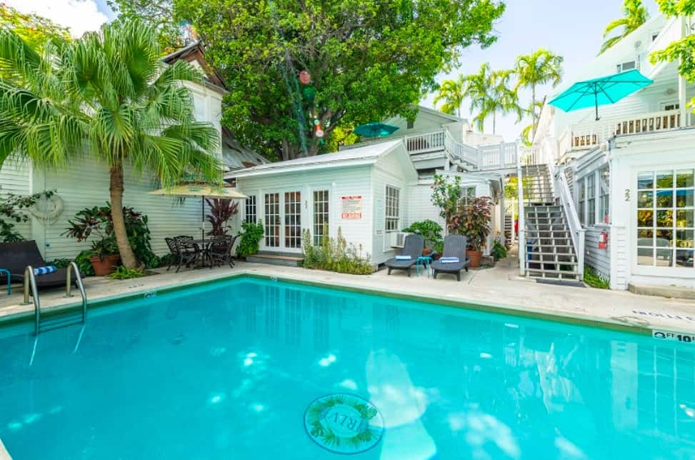dog-friendly villas Key West