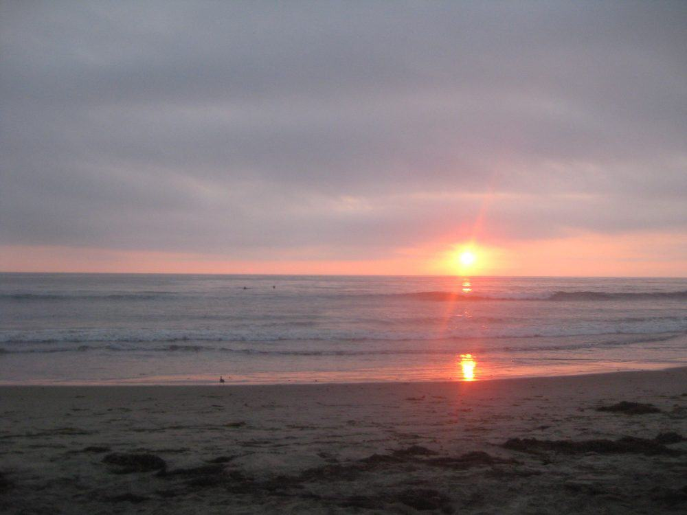 San Elijo State Beach San Diego