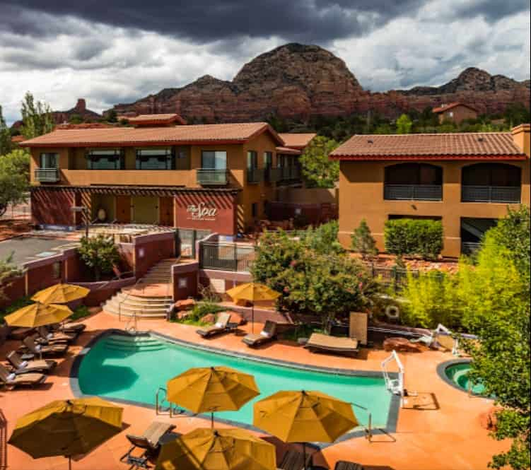 A charming pet friendly hotel in Sedona