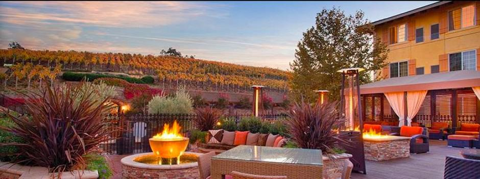 Great pet-friendly resort in Napa Valley