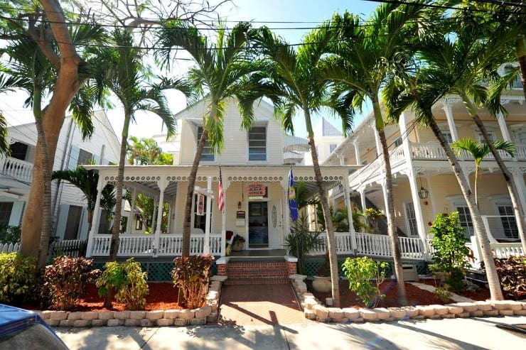 Palms Hotel - dog friendly hotel Key West