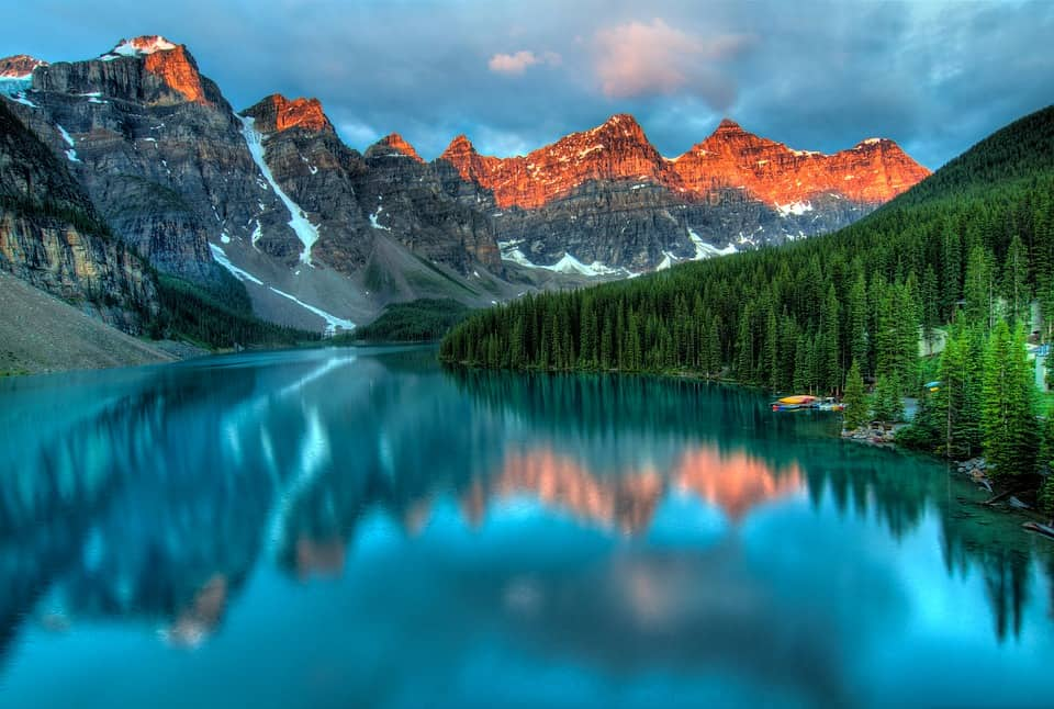 The Rockies, USA and Canada