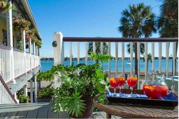 Bayfront Marin House St.Augustine