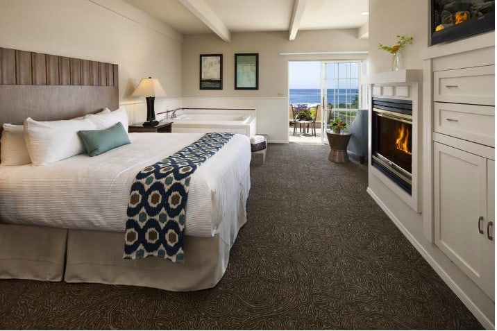 Chic dog friendly hotels in Cambria