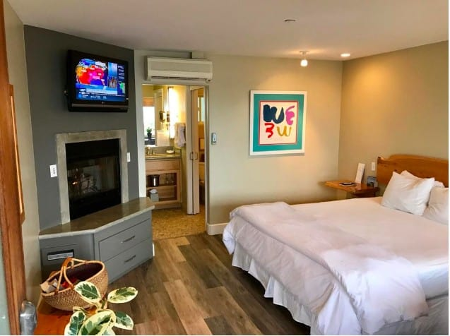 Casual dog friendly hotels in Cambria