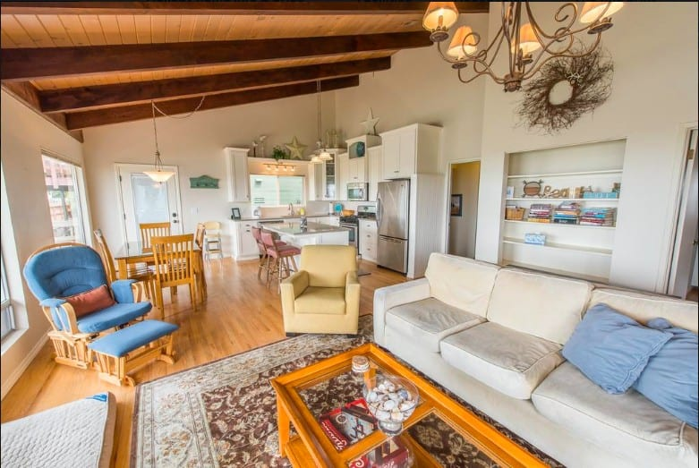 Dog friendly holiday home in Morro Bay