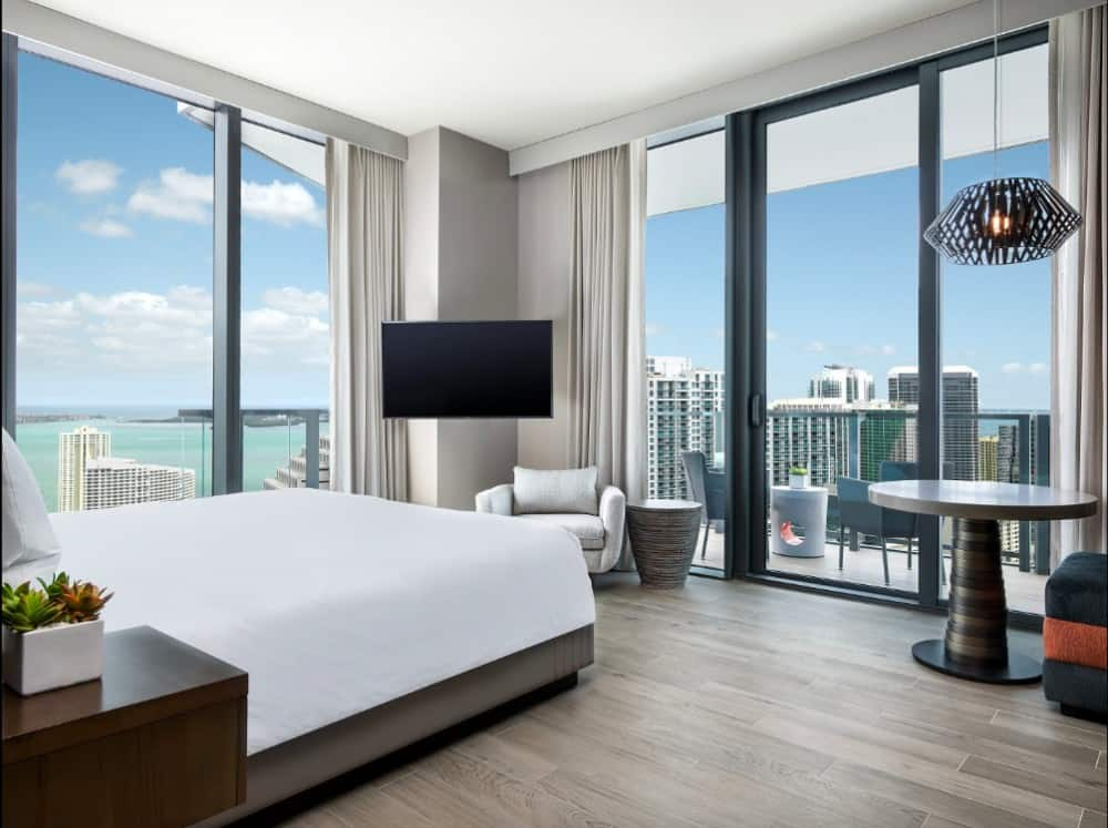Chic pet friendly accommodation in Miami