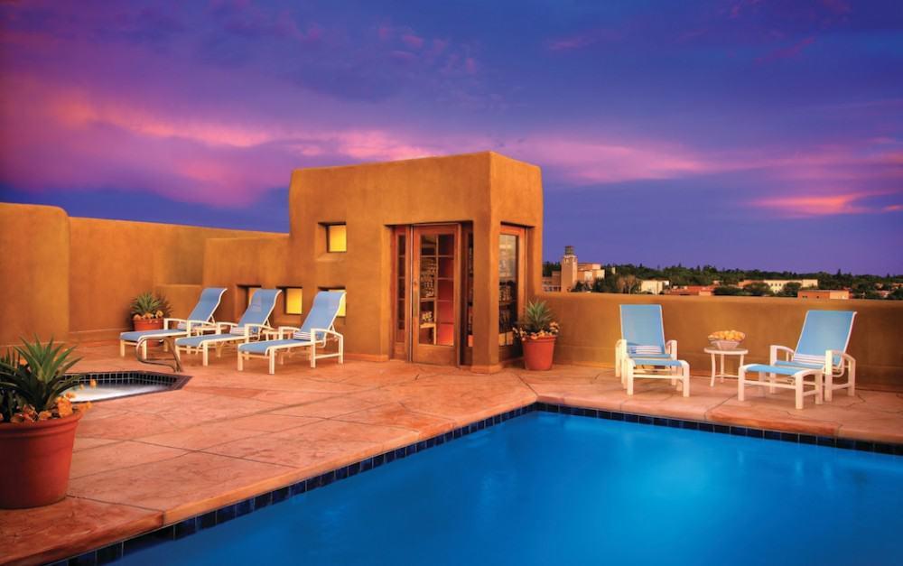 Eldorado Hotel and Spa swimming pool