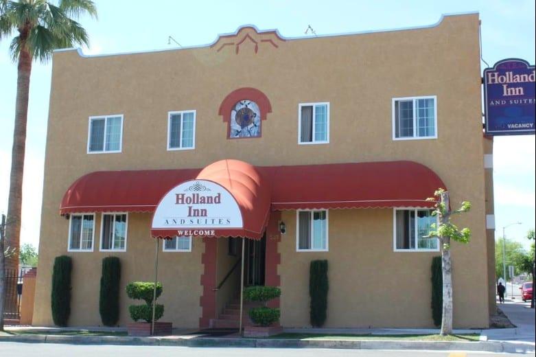 Dog friendly budget hotel in Morro Bay