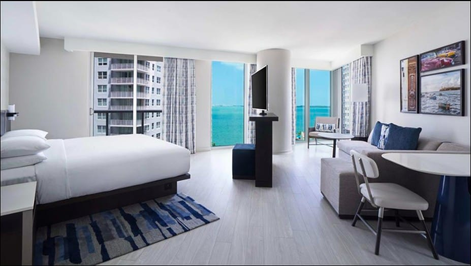 Great dog friendly hotels in Miami