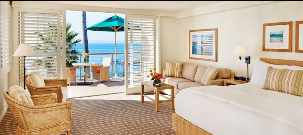 Fido-friendly upscale hotel Laguna Beach