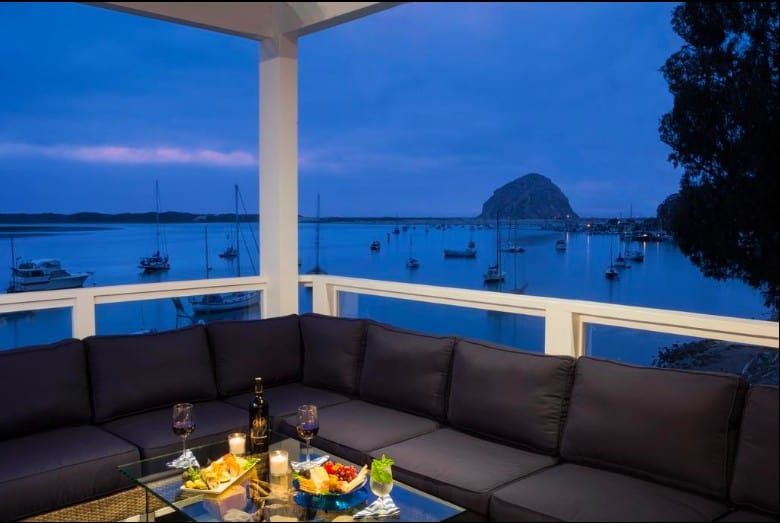 A dog-friendly oceanfront hotel Morro Bay