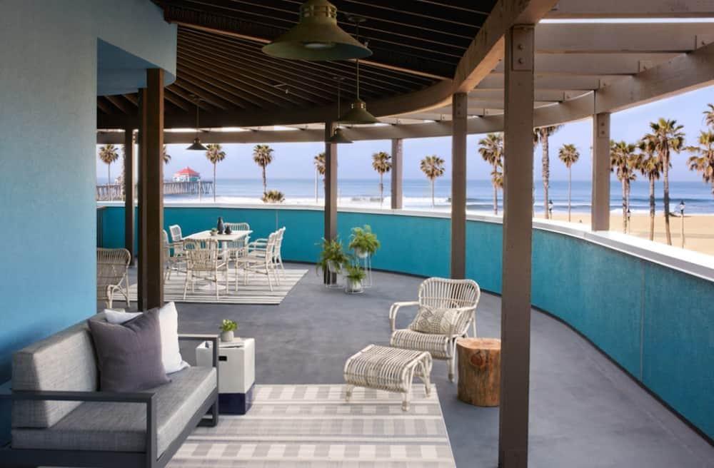 Huntington Beach Resort Dog friendly