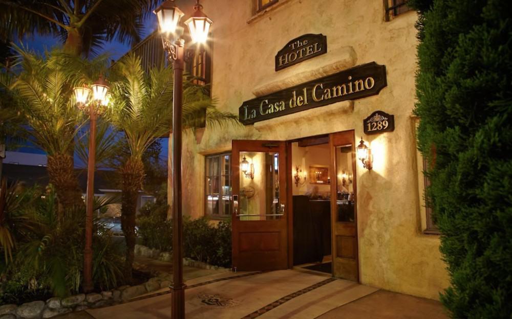 La Casa Del Camino Laguna Beach