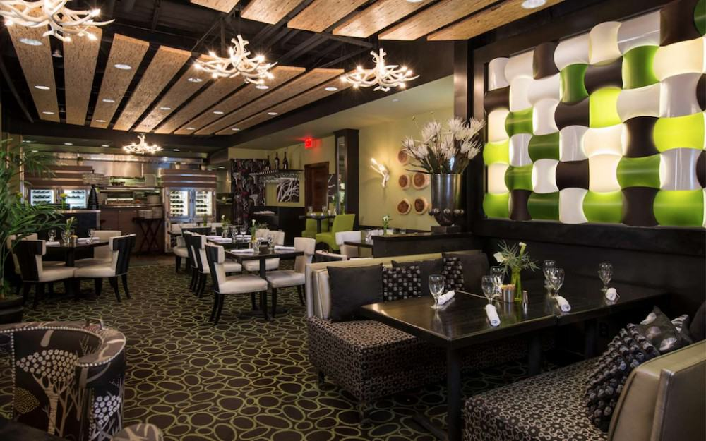 Eco and dog friendly hotel in Bend