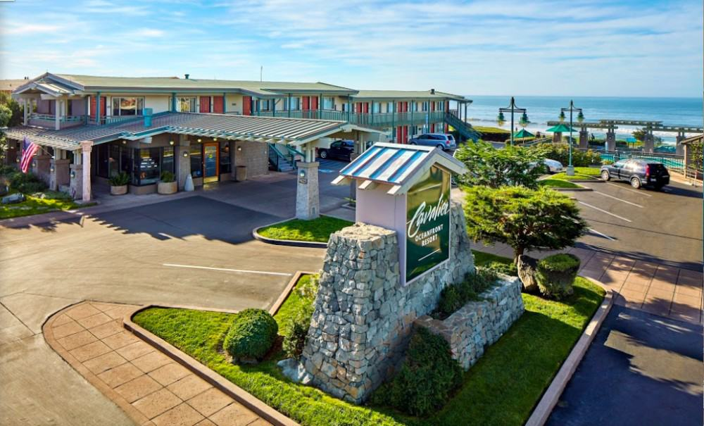Dog friendly hotel San Simeon