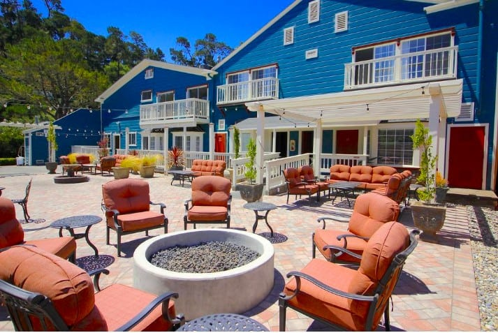 All suite pet friendly hotel in Cambria