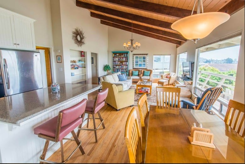 Pet friendly holiday home in Morro Bay