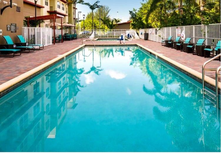 Trendy pet-friendly hotel in Miami