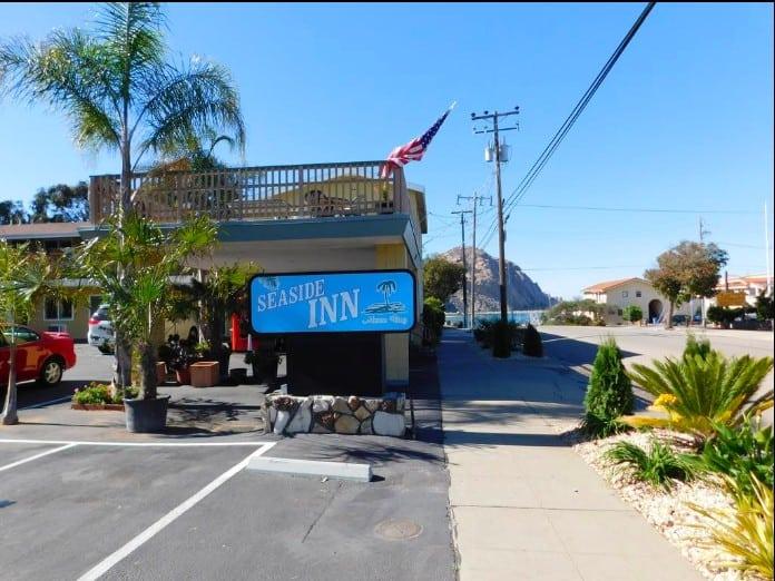 Dog friendly motel in Morro Bay