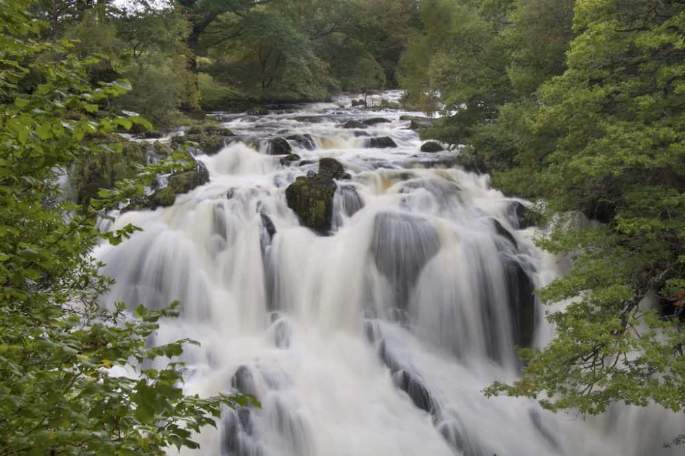 Swallow Falls Wales