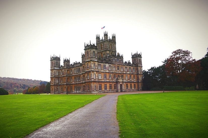 Downton Abbey Tour Review