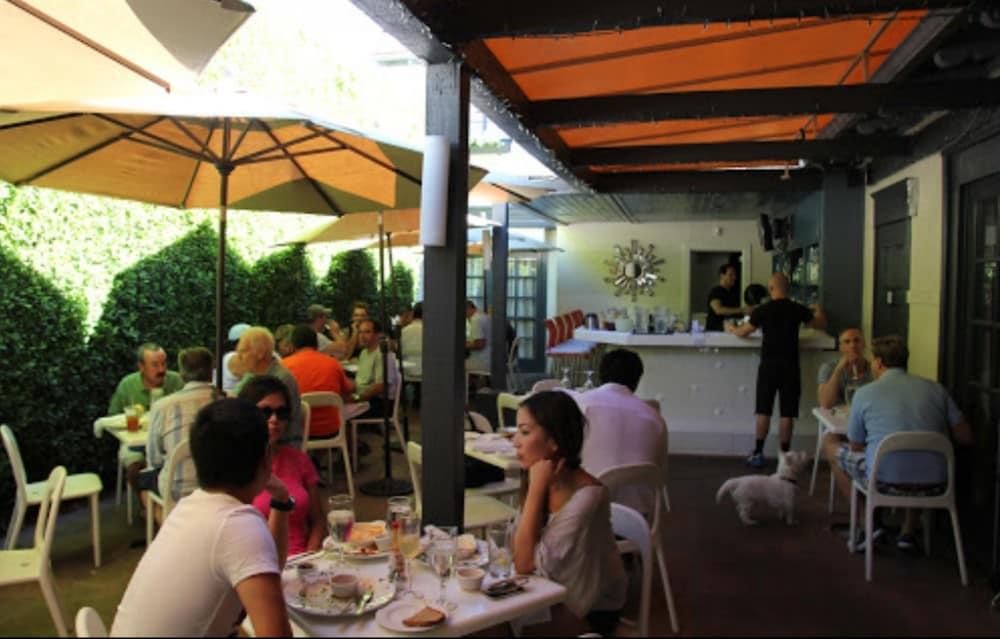Jake's restaurant Palm Springs