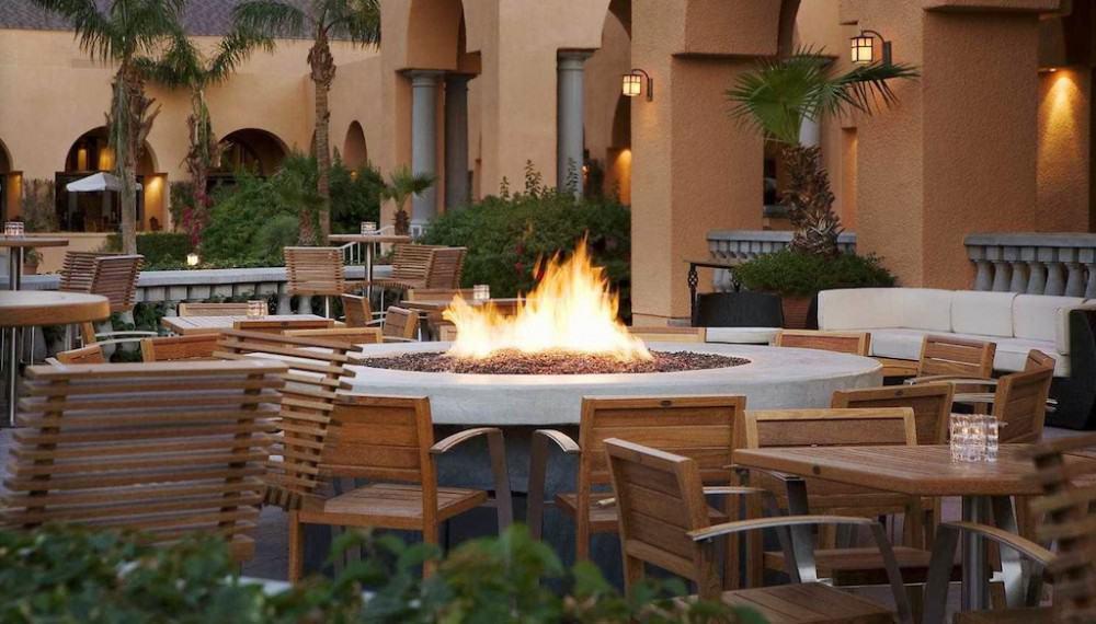 Pinzimini restaurant Palm Springs