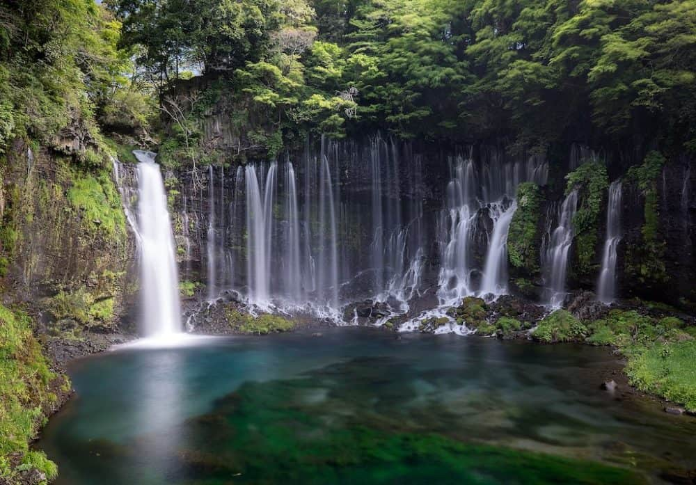 Shiraito Waterfall Japan