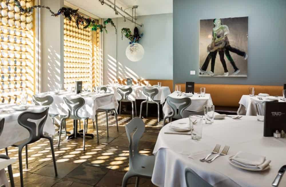 Trio Restaurant Palm Springs