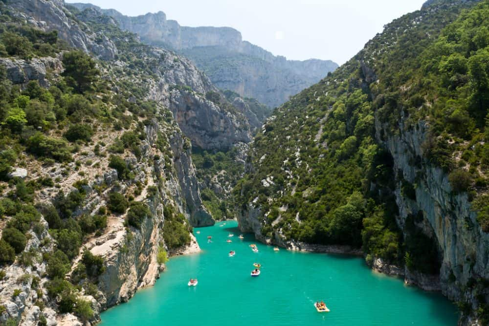 Grand Canyon du Verdon , France