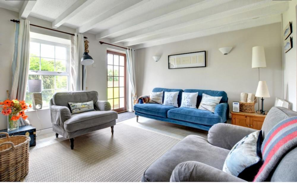 Spring Cottage - pet friendly cottage Cornwall